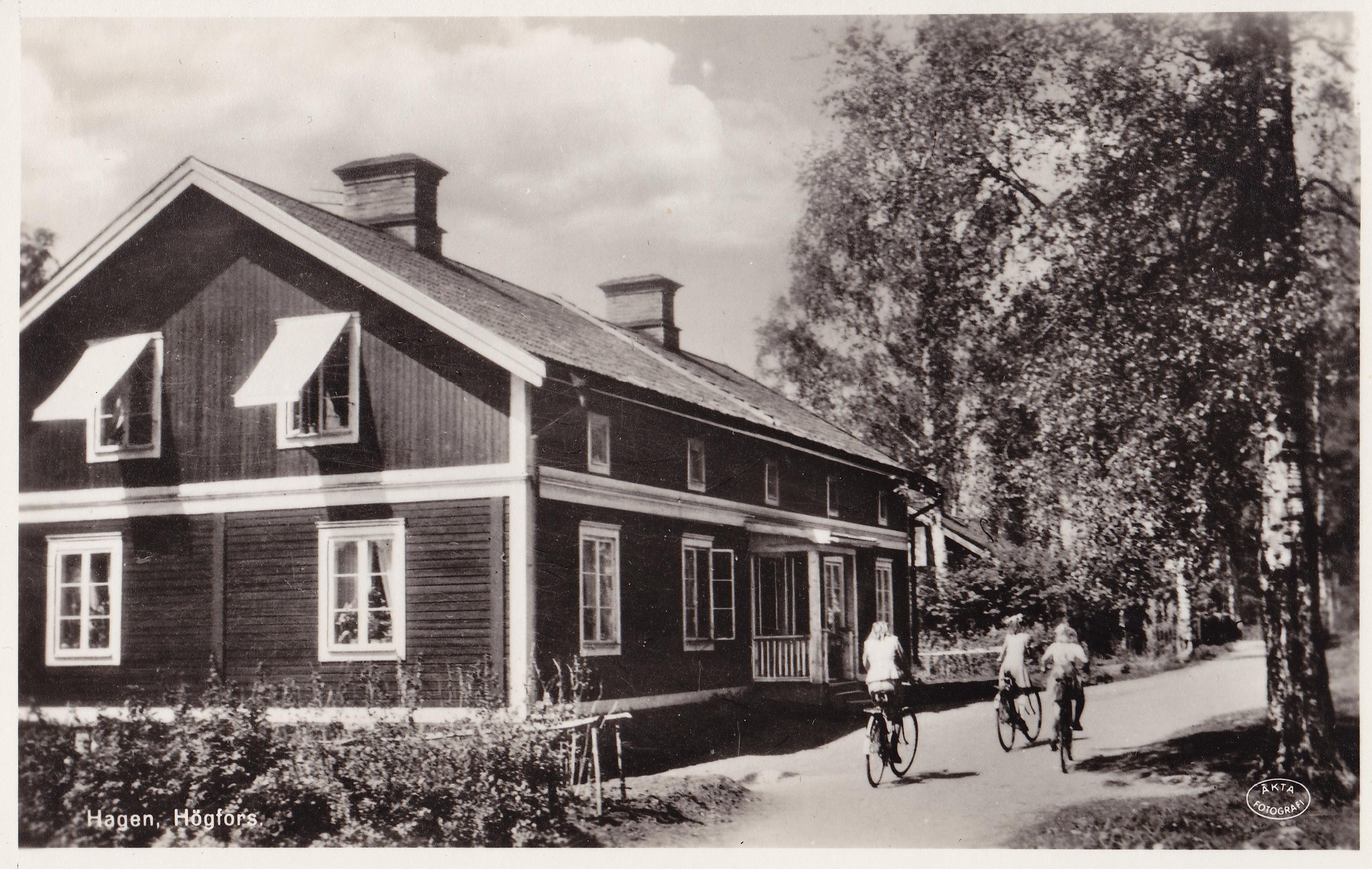 Högfors Hagen