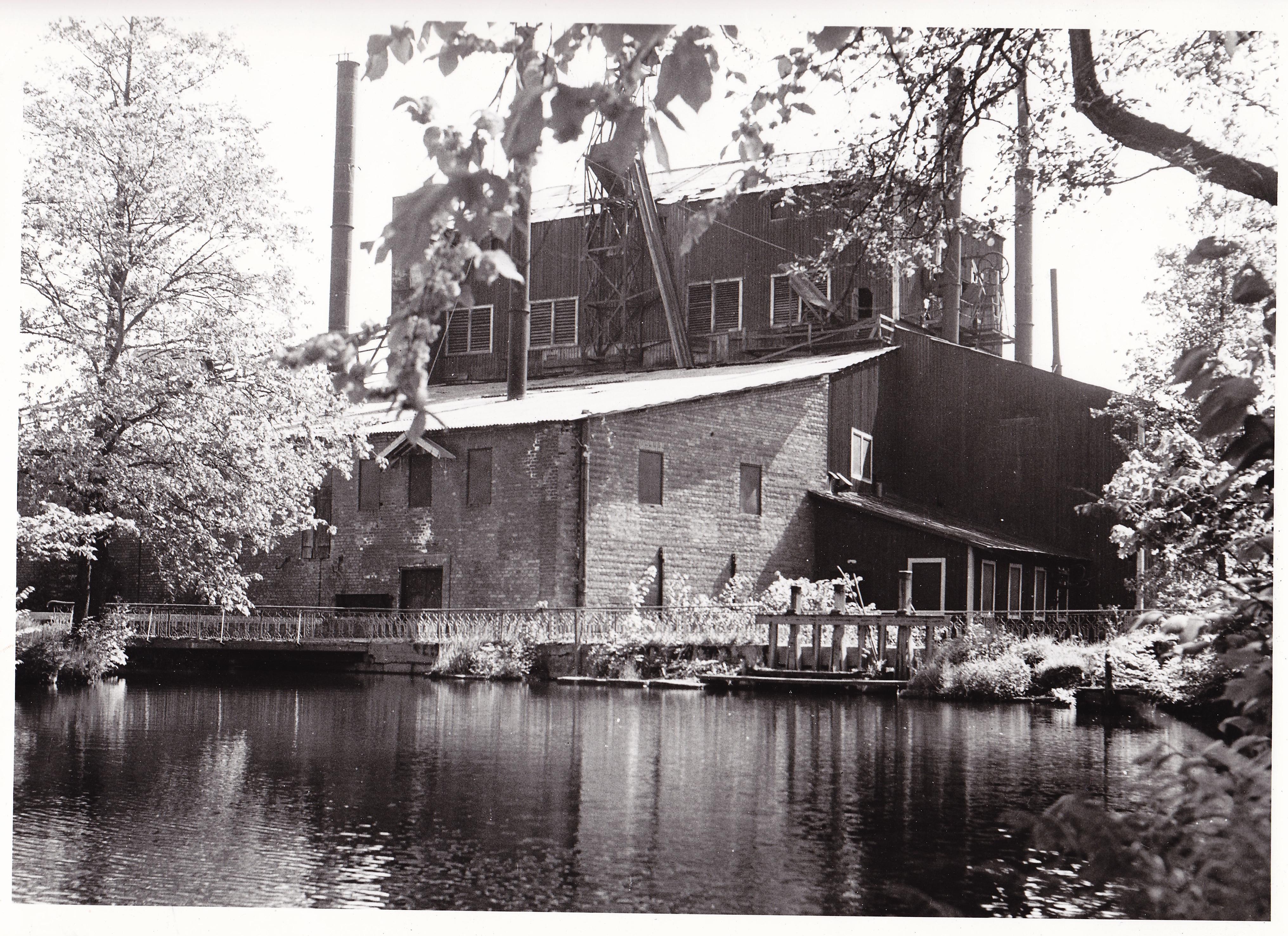 Högfors hytta 1971