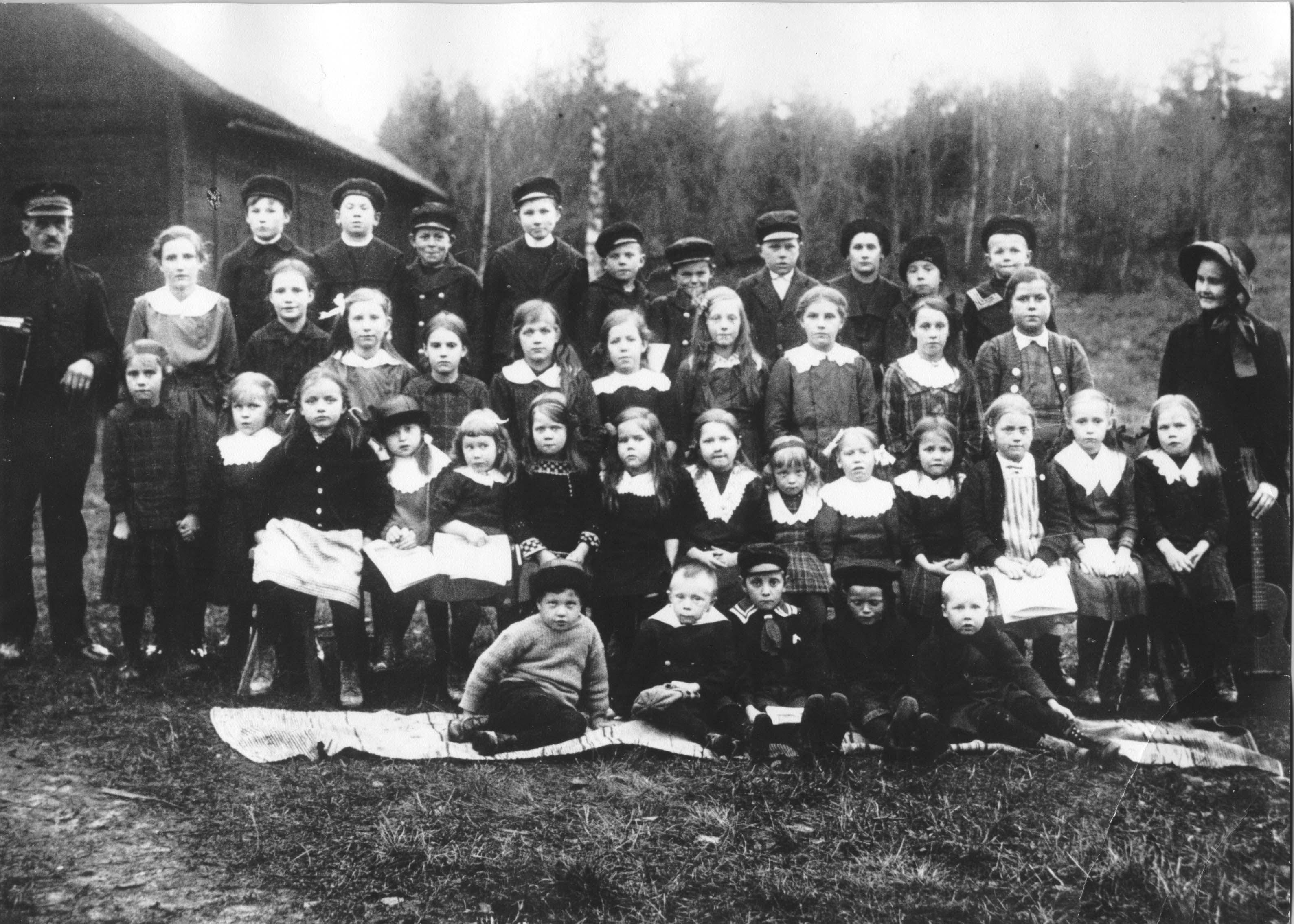 Barngrupp Högfors