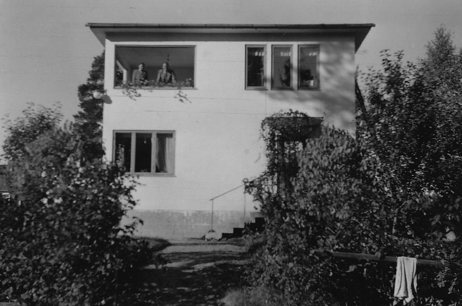 Huset Kapellbacken Högfors
